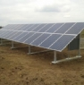 6.5kW ground mounted system