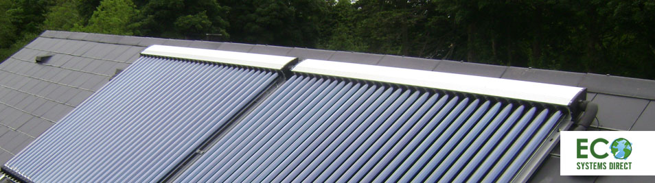 60Tube Solar Thermal System