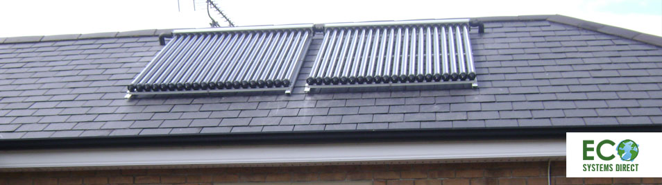 40Tube Solar Thermal System