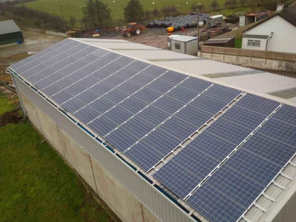 21kW in Carrickmore